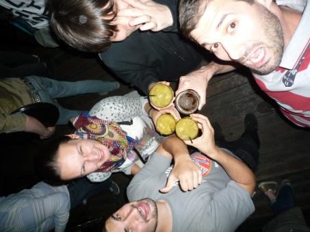 08_In TNT Rock bar, Minsk